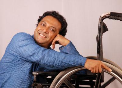 Wheelchair Dance innovated by Guru Syed Sallauddin Pasha